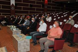 Uluslararası Akşehir Nasreddin Hoca Şenliği İstişare Toplantısı yapıldı