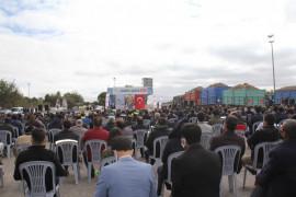 Konya Şeker'de 68. kampanya döneminin üretim startı verildi
