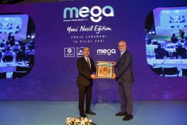 MEGA projesi eğitimcilere anlatıldı