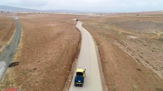 Meram'da altyapı ve asfalt çalışmaları hızla sürüyor