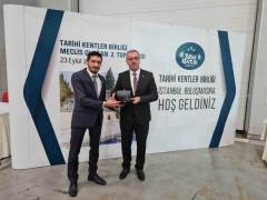 TKB'den Akşehir Belediyesine bir ödül daha