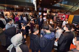 Konya Kitap Günleri 802 bin 104 ziyaretçiyle kendi rekorunu kırdı