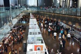 Konya Kitap Günleri'nin beşinci gününde ziyaretçi sayısı 250 bini aştı