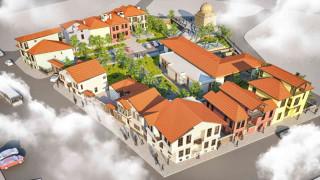 Meram'da Şükran Kentsel Dönüşüm Projesi'nde ilk temel atılıyor