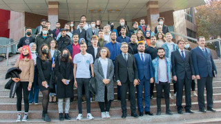 Rektör Aksoy, öğrenci toplulukları ile buluştu
